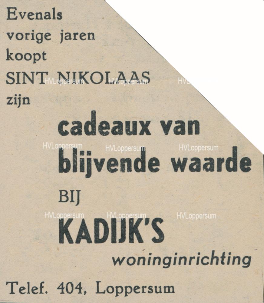 Woninginrichting R. Kadijk