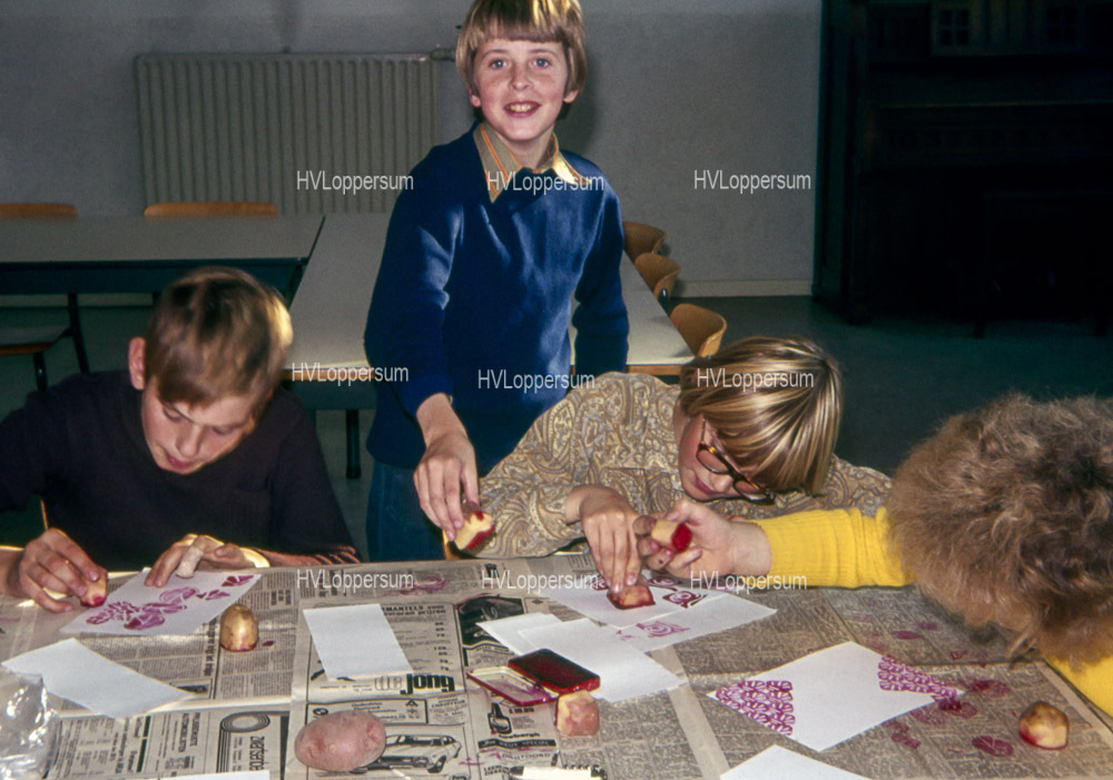 Klinderen in de klas