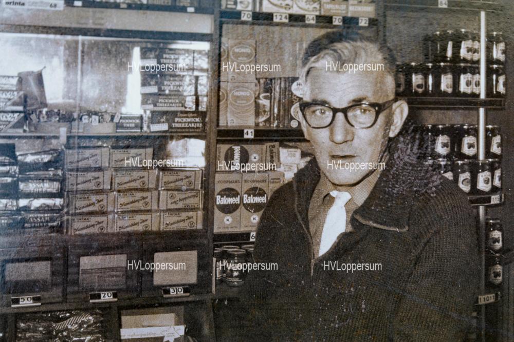 Kruidenier A.Geut