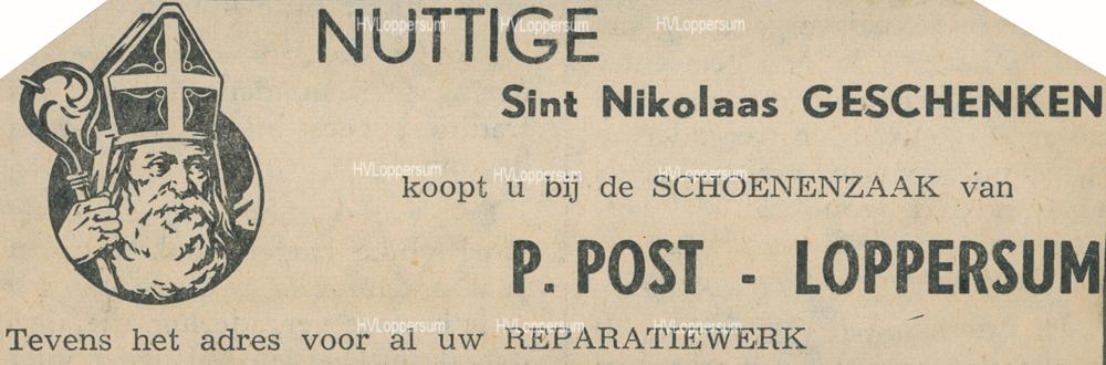 Schoenmaker P.Post
