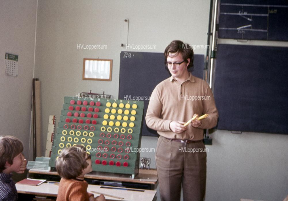 Kinderen in de klas
