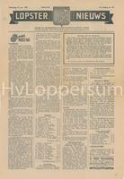 Lopsternieuws van 1957-11-21