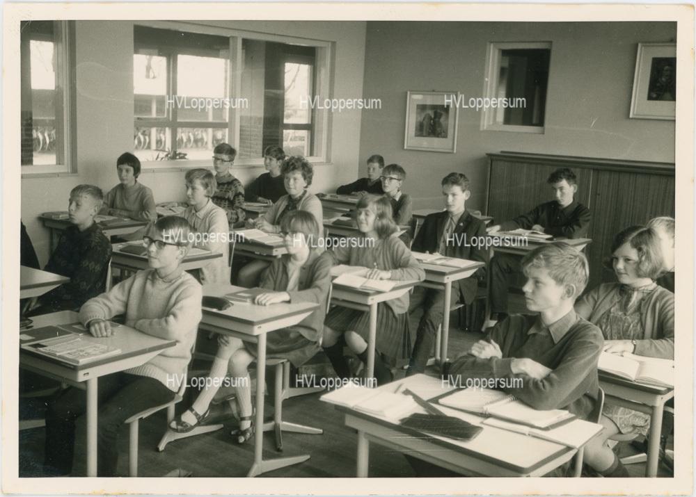 Klassenfoto Openbare Ulo/Mavo