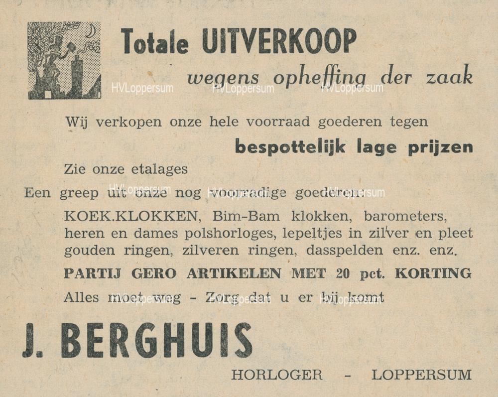 Juwelier J.Berghuis