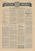 Lopsternieuws van 14-11-1957
